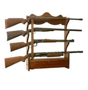 Todan Cool Wall Mounted Vertical Gun Rack Plans