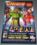 Crisis Infinite Earth Action Figures