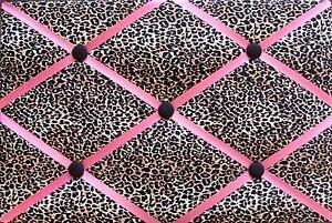 Cheetah Wallpaper Hd Sassy Cheetah Leopard Memo Board Hot Pink Satin Black