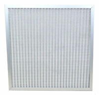 METAL MESH AIR FILTER WASHABLE REUSABLE Home Furnace HVAC ...