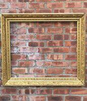 Great 19th century victorian gold leaf lemon gold gilt