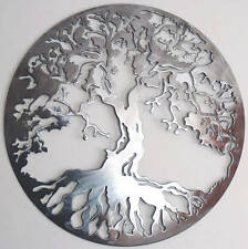 Stainless Steel Wall Sculptures