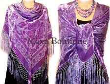 Winter Shawls Wraps Velvet Scarves Wraps For Women Ebay