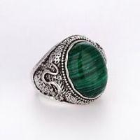 Malachite Rings for Men | eBay