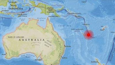 Un sismo de magnitud 6,1 sacude Nueva Caledonia, en el Pacífico Sur   El Diario Ecuador
