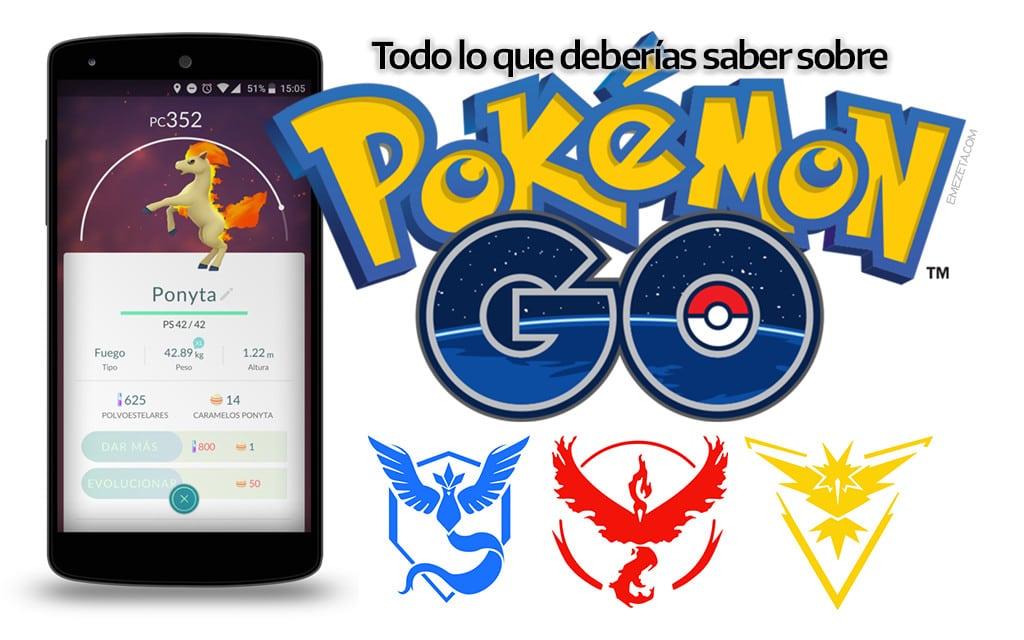 Guía de Pokémon Go