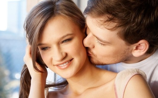 Image result for neck kiss