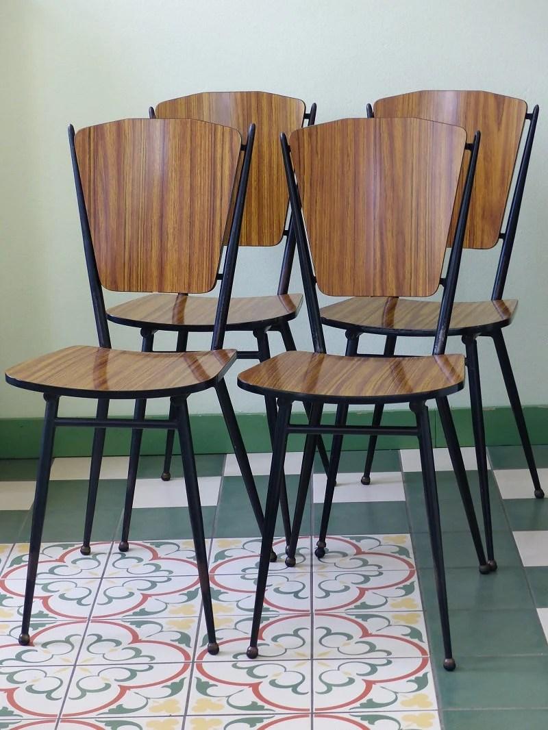 Lot De 4 Chaises Cuisine   Destockage Chaises Salle A Manger Luxury ...