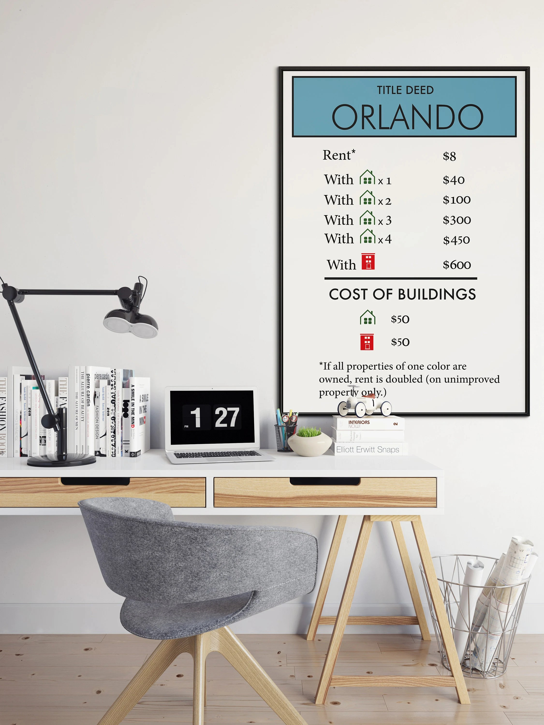 Wall Art Prints And Posters Orlado Poster Orlando Print Wall Art Prints Canvas Art Orlando Wall Art Wall Prints Wall Posters Christmas Gift Ideas Poster Art