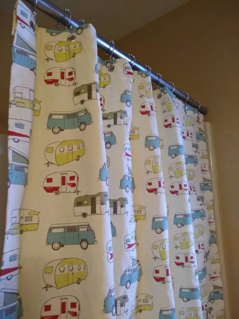 Rv Shower Curtain 47 X 64 97 Rv Shower Curtain Liner Rv Shower Curtain Size Wall Panels