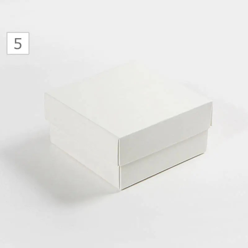 White Gift Boxes With Lid Arenda Stroy