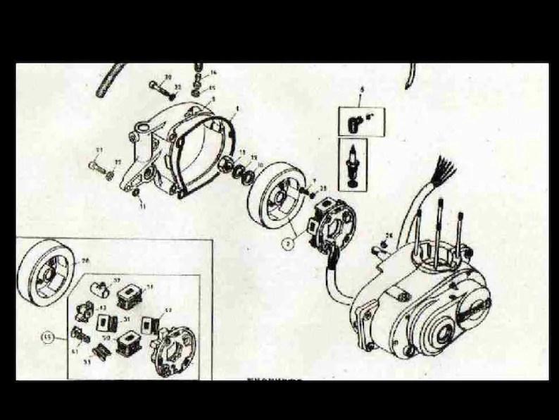 Bultaco Wiring Diagram - 8aulzucaltermiteinsectinfo \u2022
