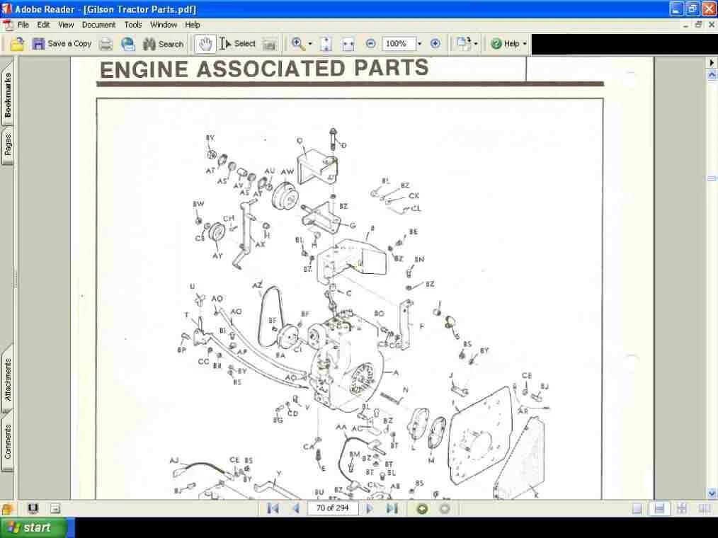 Gilson Riding Mower Diagram - Wiring Diagram Data EXPERT