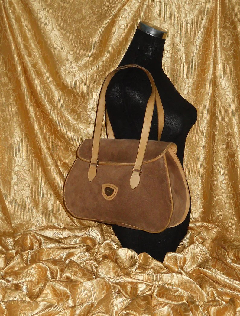 Etsy Vintage Gucci Genuine Vintage Gucci Bag Genuine Leather