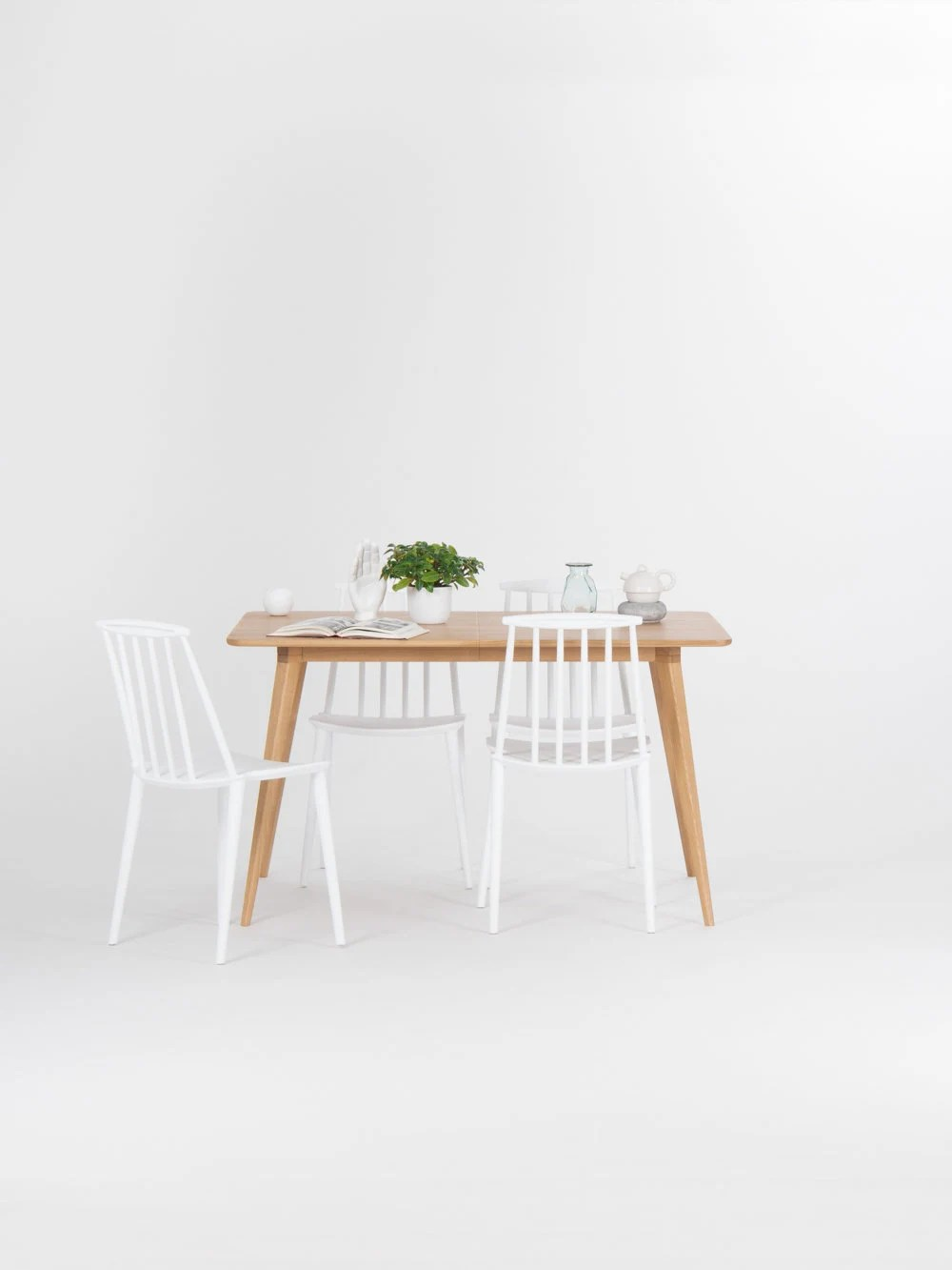 Extending Oak Table Extending Dining Table Extendable Table Made Of Solid Oak