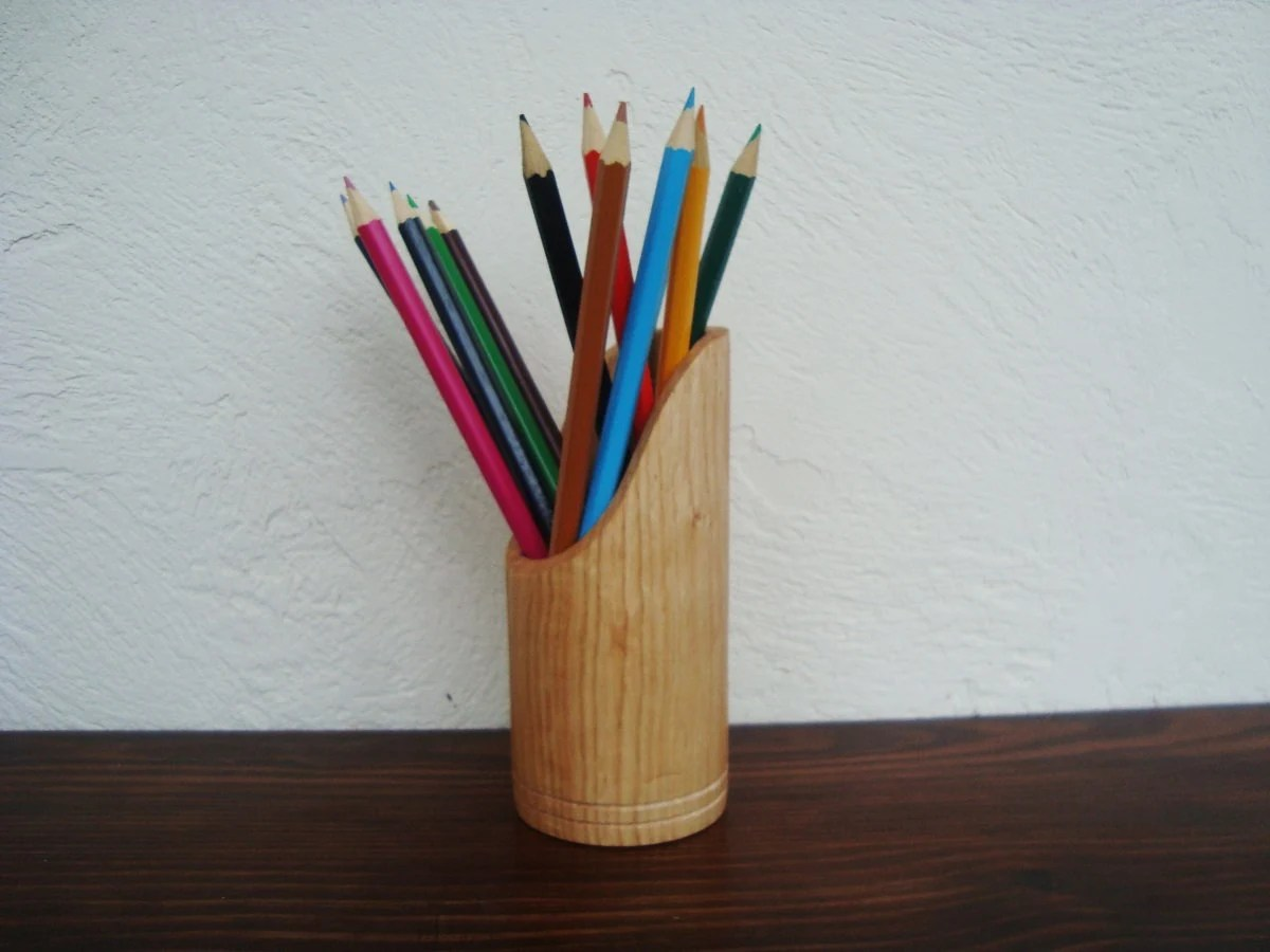 Homemade Pencil Holders Pencil Holder Pencil Pot Pencil Stand