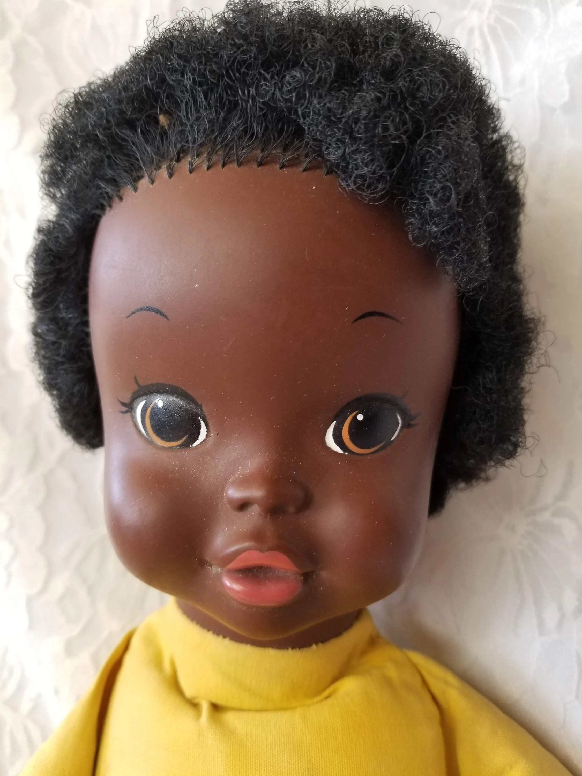 Doll Toys R Us Tamu Doll By Shindana 16 Vinyl African American Talking