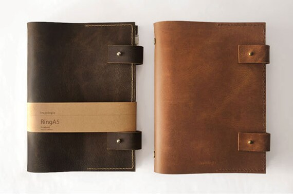 A5 6-ring binder notebook RingA5 Etsy - notebook binder