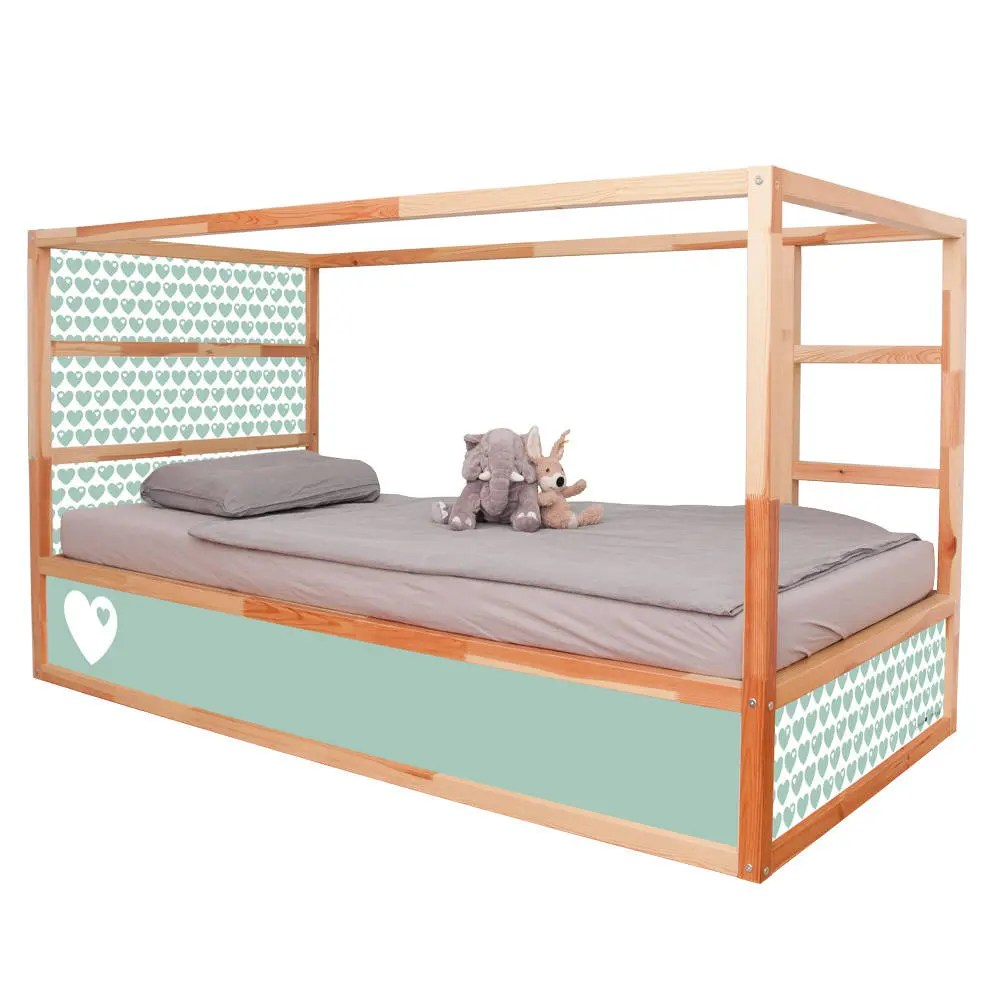 Lozko Ikea Kura Ikea Bunk Beds For Kids Yamsixteen