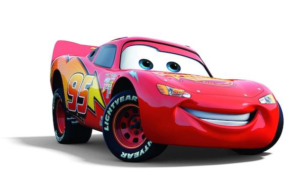 LIGHTNING MCQUEEN Cars Movie Instant Download Digital Etsy