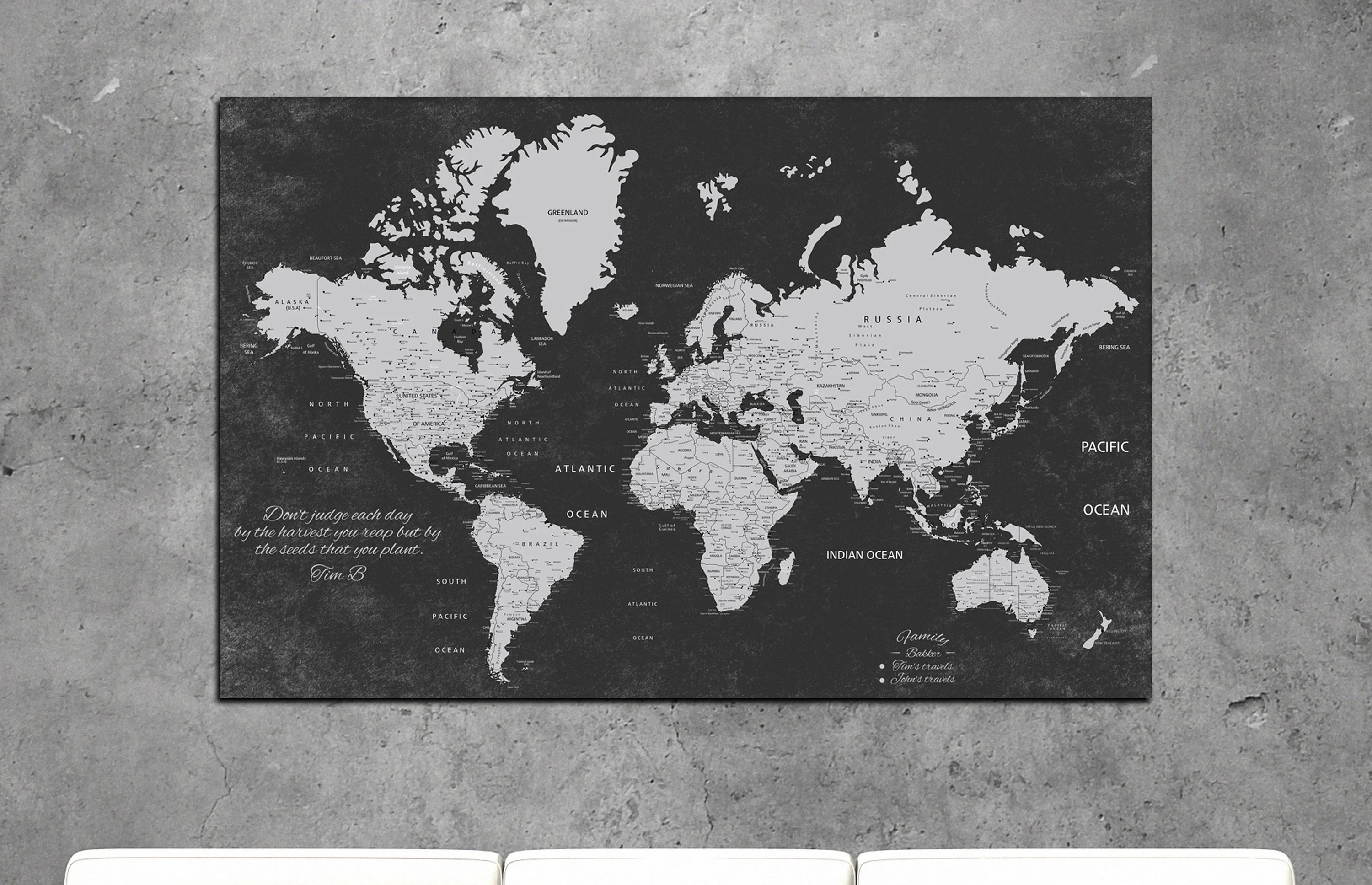 World  state maps - CanvasConquest