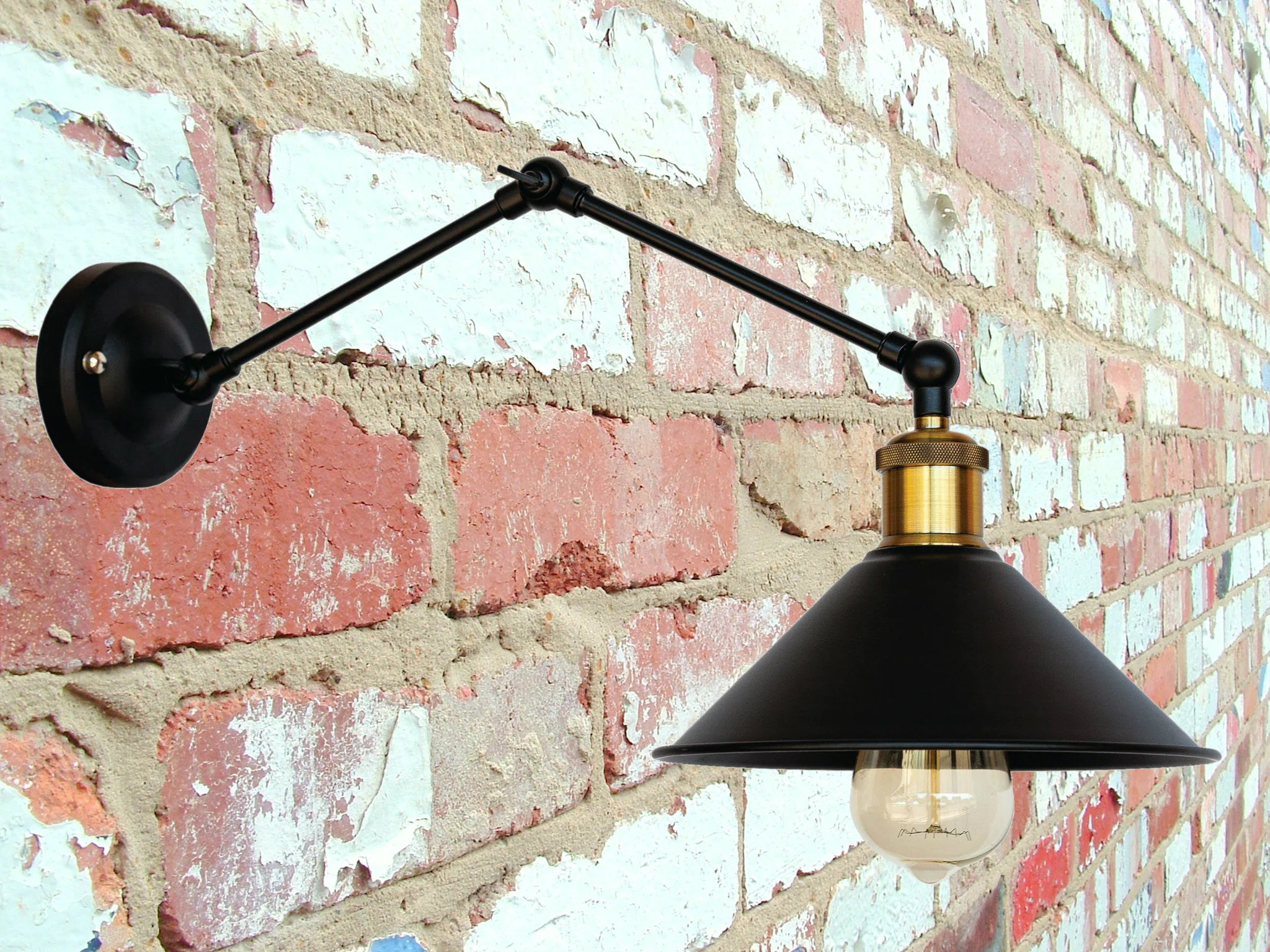 Office Wall Sconces Industrial Sconce Rustic Wall Sconce Wall Sconce Industrial Wall Sconce Industrial Lighting Downside Light Bedside Sconce Modern Wall Sconce