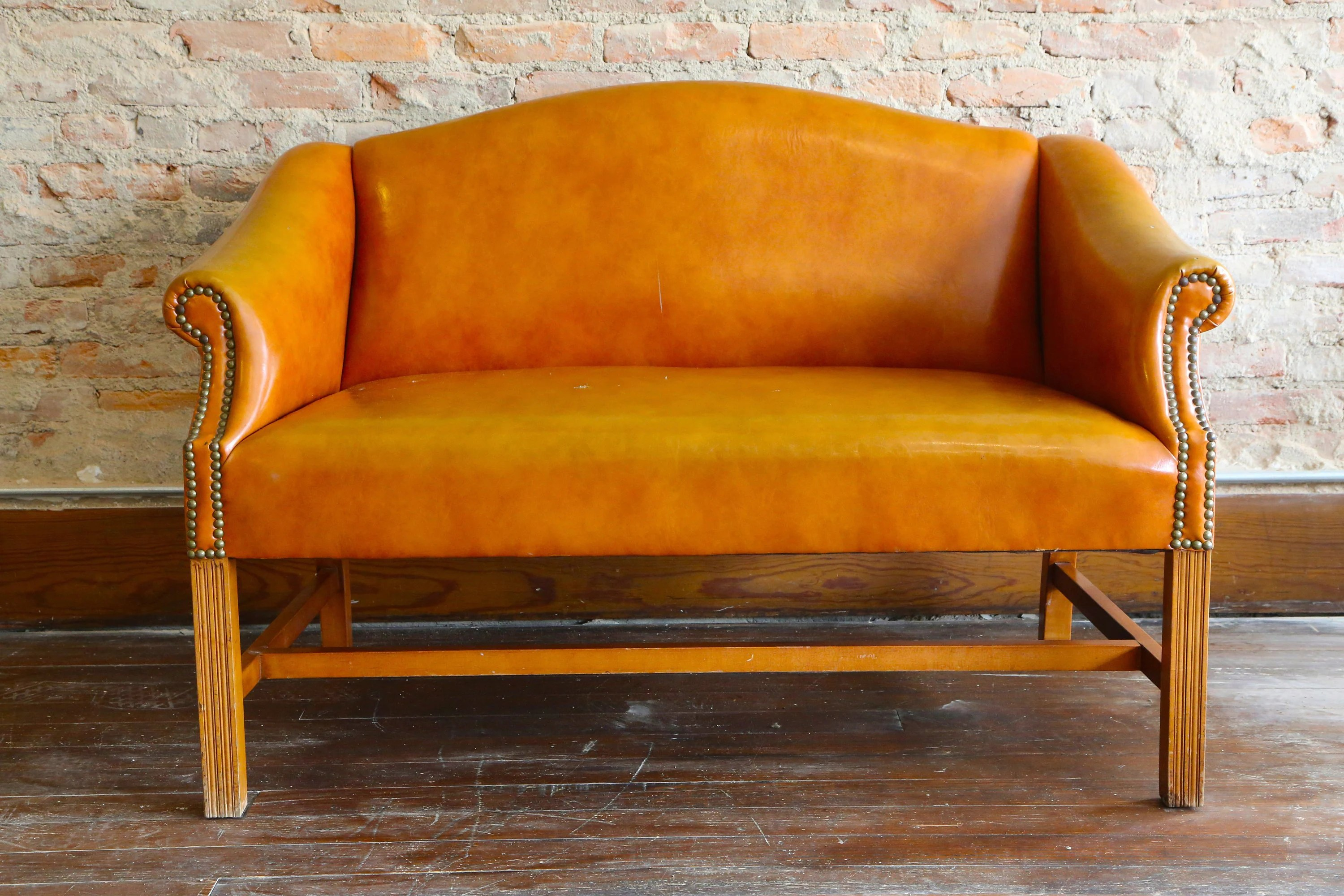 Sofa 60s Couch Loveseat