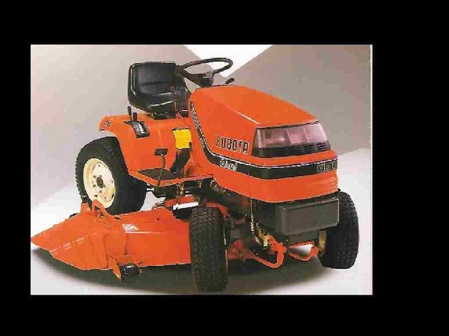 KUBOTA G1800 TRACTOR Parts Manual 100pgs for G-1800 Tractor Etsy