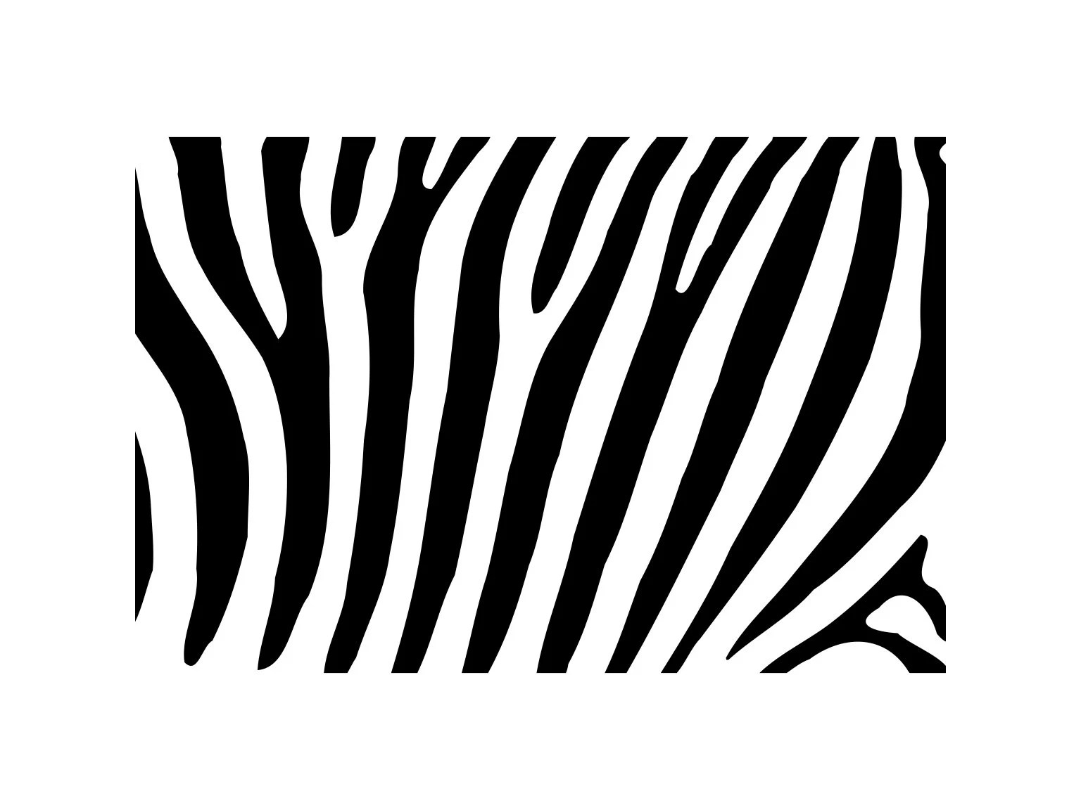 Zebra Pattern Svg Zebra Svg Cut File Cutting File Background Clipart Clip  Art Vector Dxf Png Tee shirt Design Vinyl Cut Laser Engraving Cnc