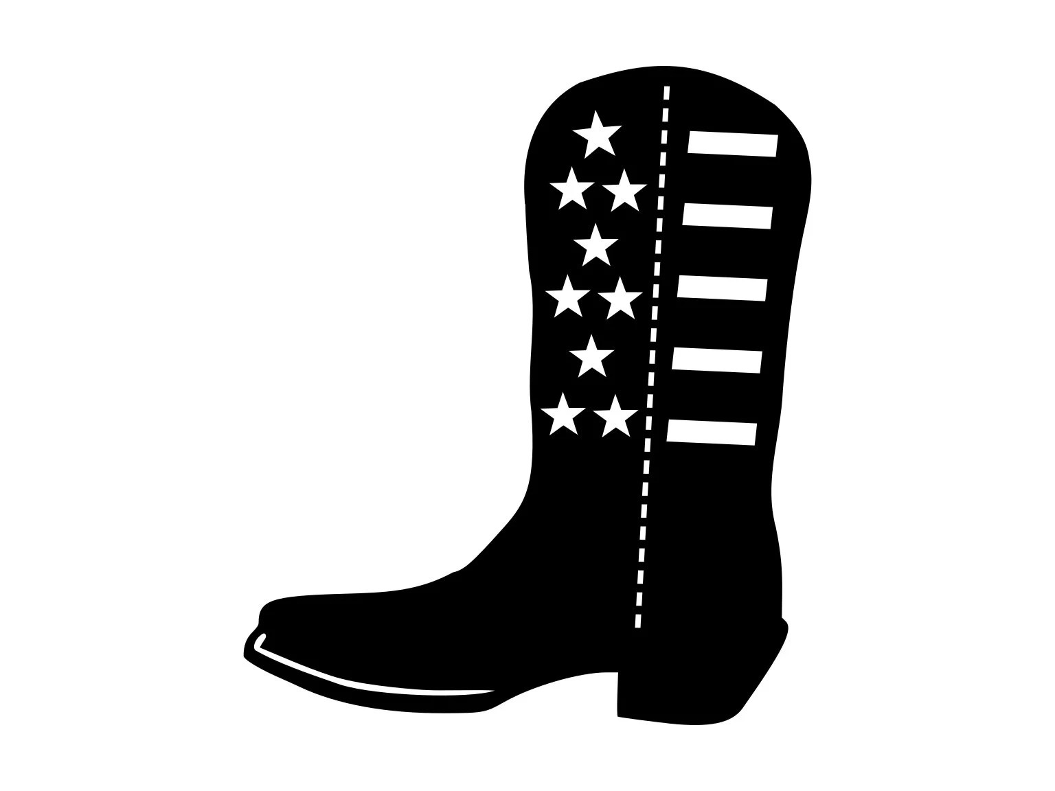 Cowboy Boots Svg 6 Western Boots svg Country Boots Svg cowboy Etsy