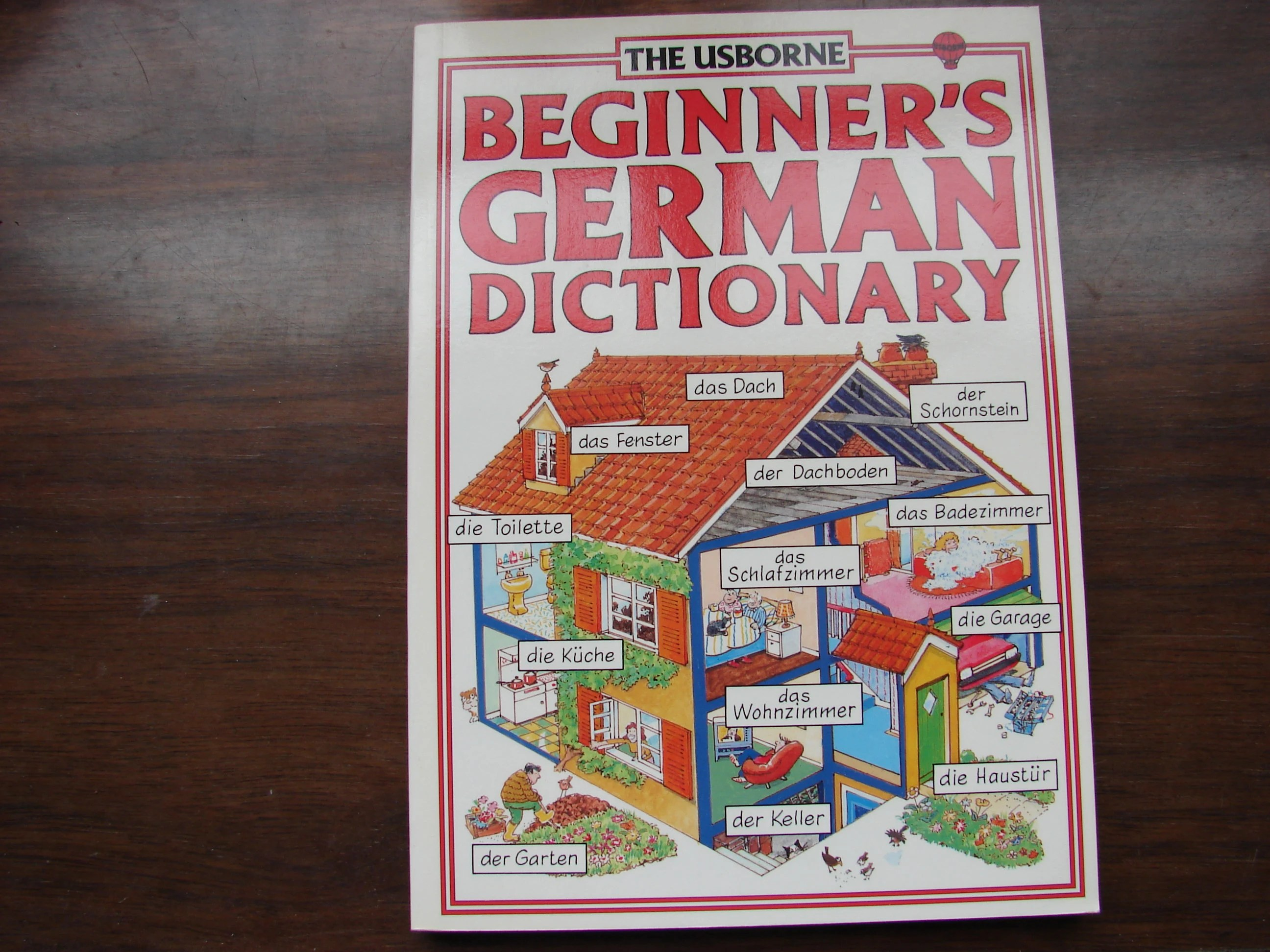 Badezimmer Set Novel Brand New Condition The Usborne Beginner S German Dictionary By Helen Davies Picture Dictionary Learn German