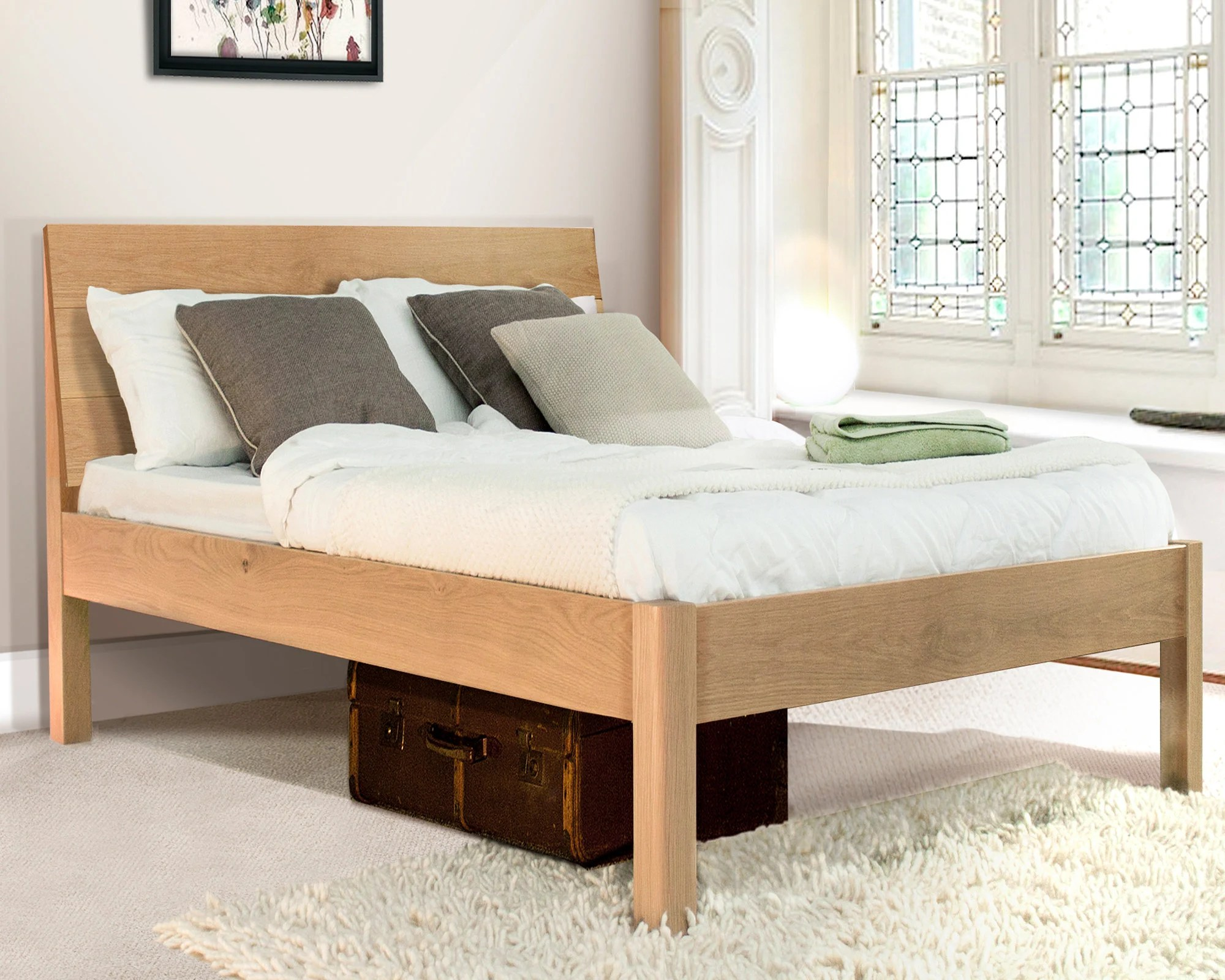 Wooden Beds Kensington Wooden Bed Frame By Get Laid Beds