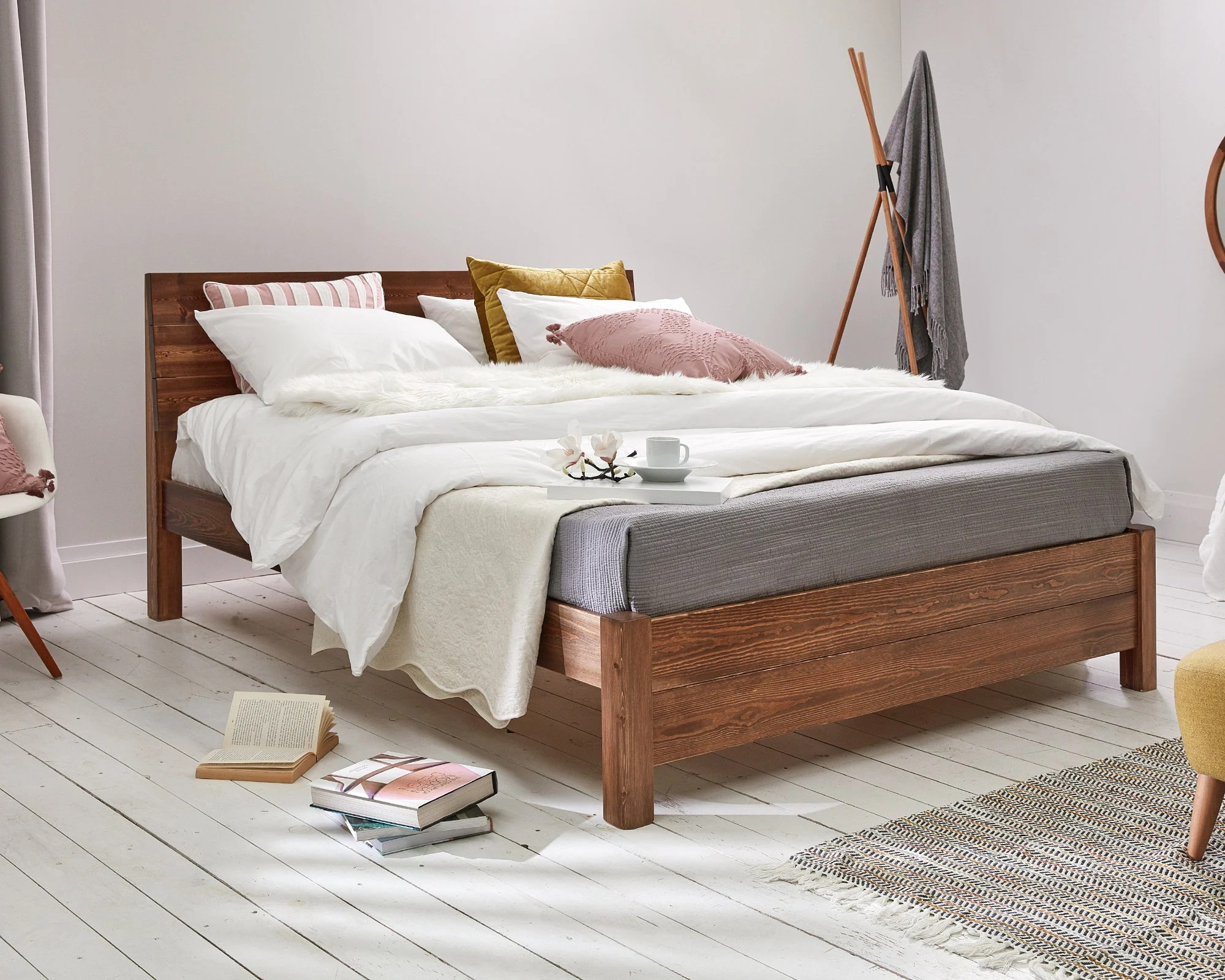 Wooden Beds Chelsea Wooden Bed Frame By Get Laid Beds
