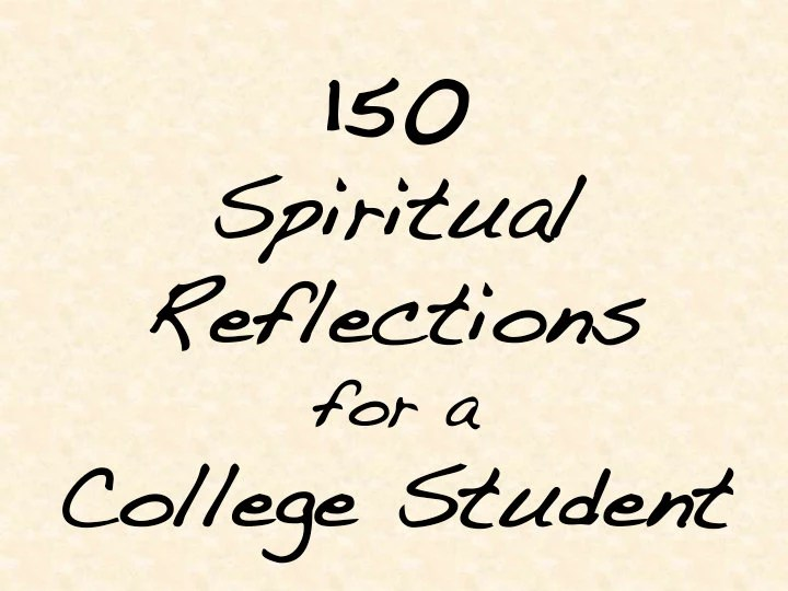 Printable Spiritual Journal for College Student 150 Prompts Etsy