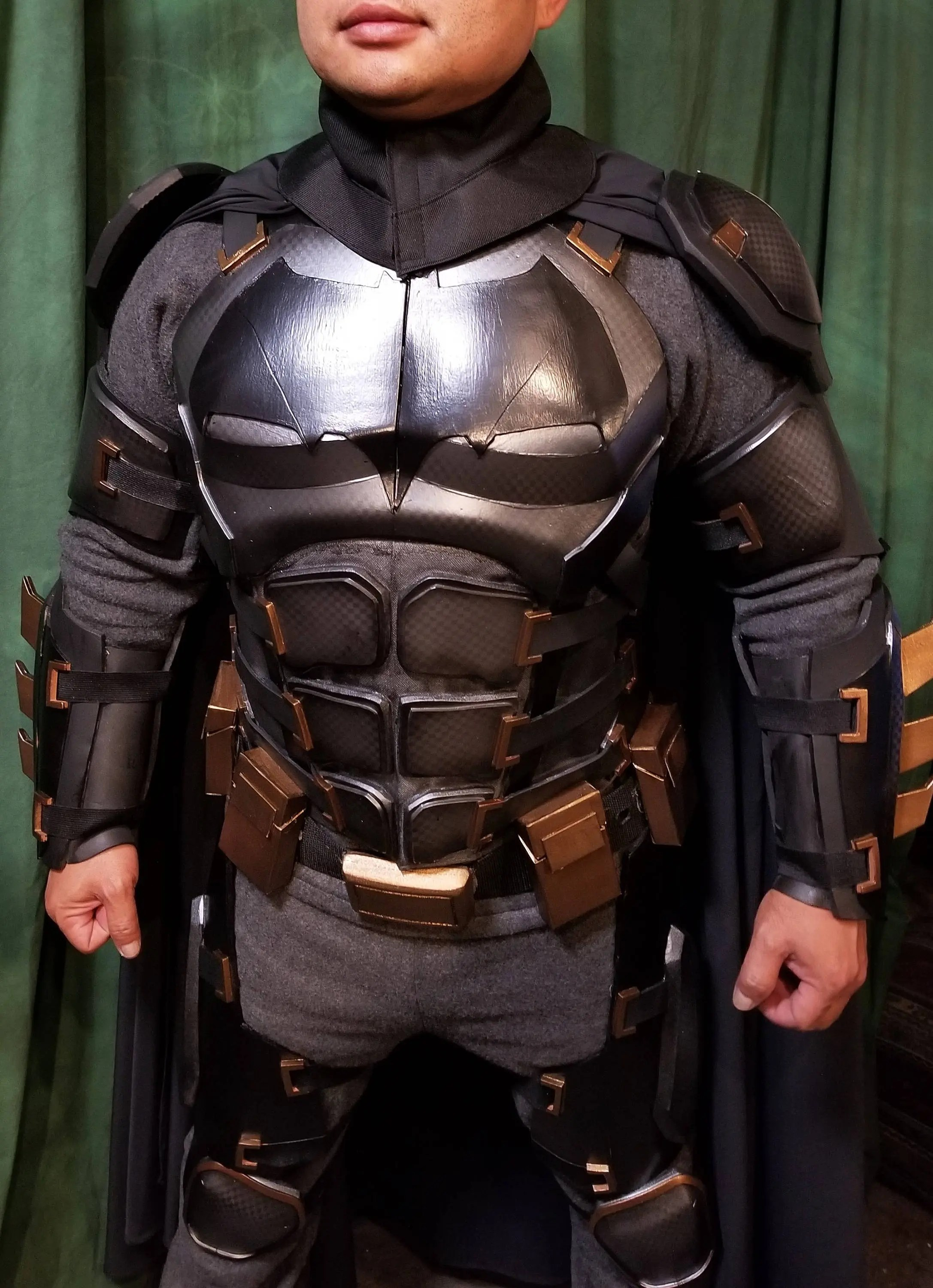 Bat man JL full body Armor foam TEMPLATES Etsy