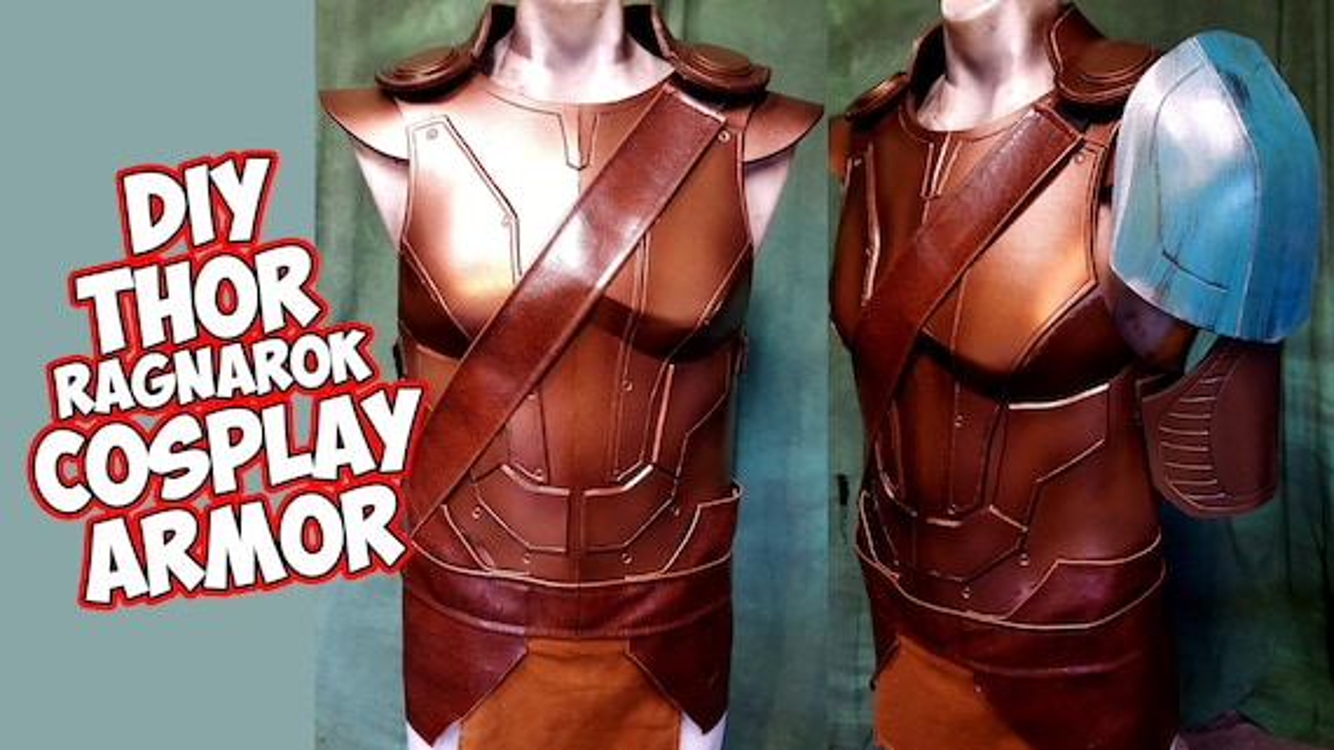 Thor Ragnarok foam Armor TEMPLATES Etsy