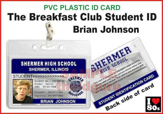 Student Id Cards For School towelbars