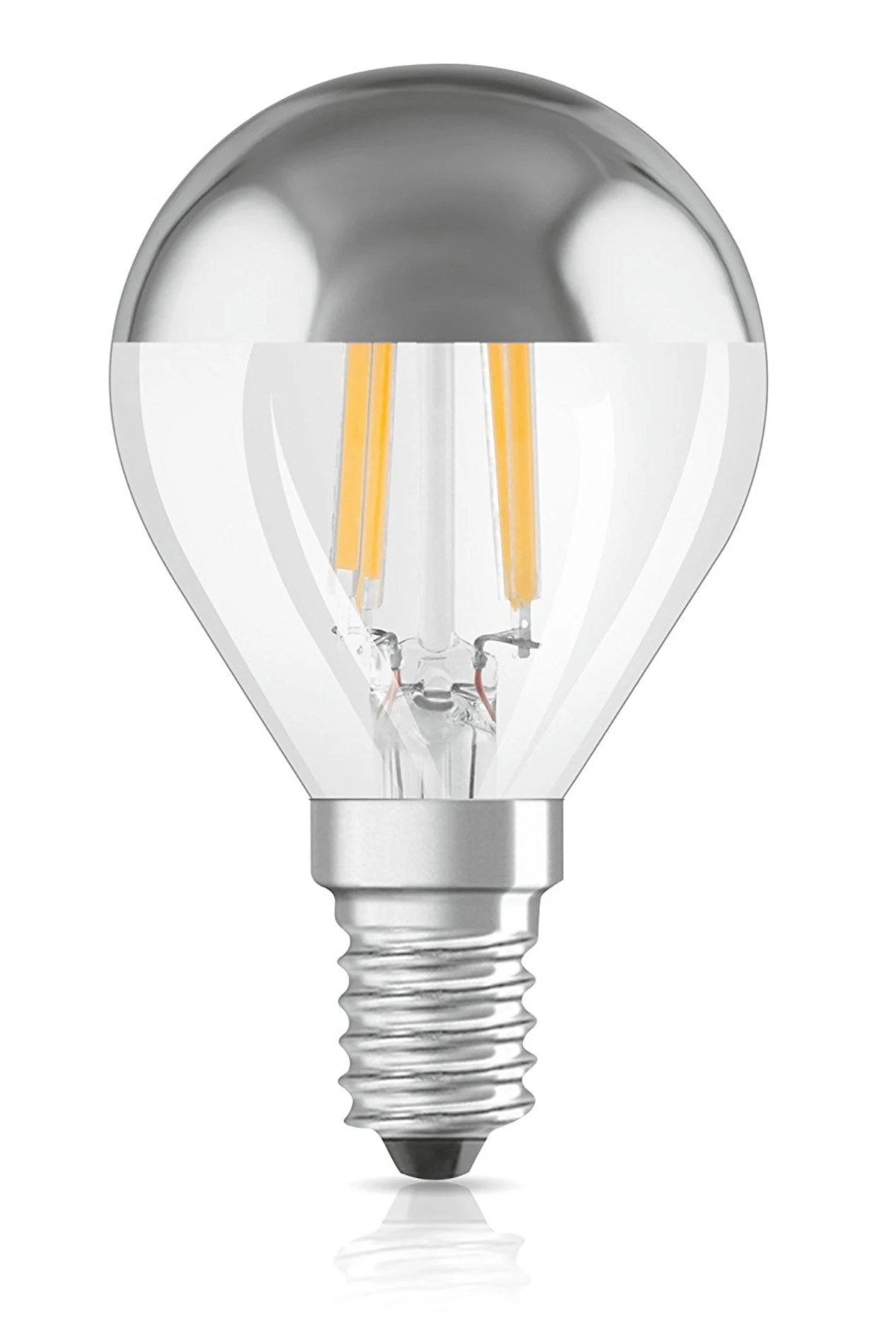Dimmbare Led E14 Dimmbare Spiegelkopflampe E14 Led Filament 4w