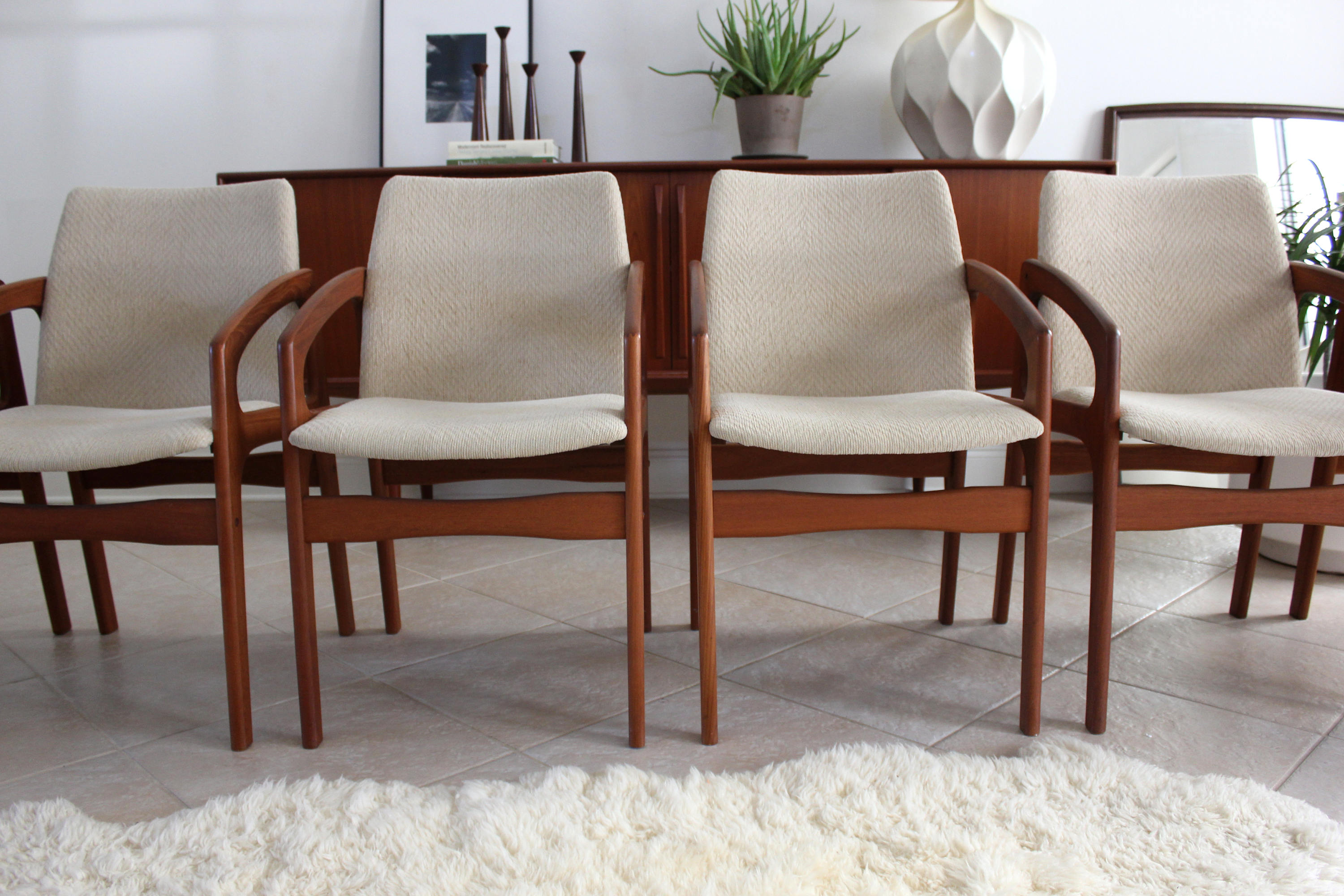 Danish Modern Dining Chairs For Sale Sold Do Not Purchase Danish Modern Dining Chairs Set Of Six In