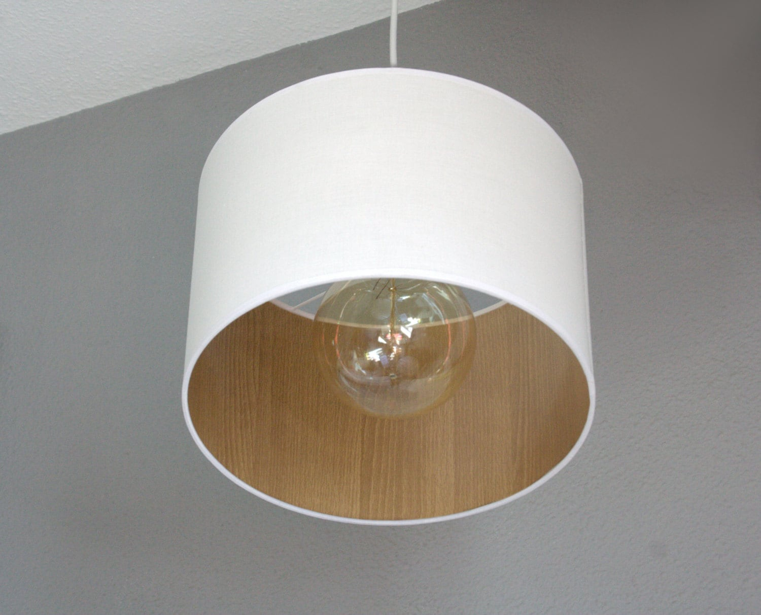 Ceiling Light Shades White Pendant Lampshade Wood Interior Elegant White Lamp Shades