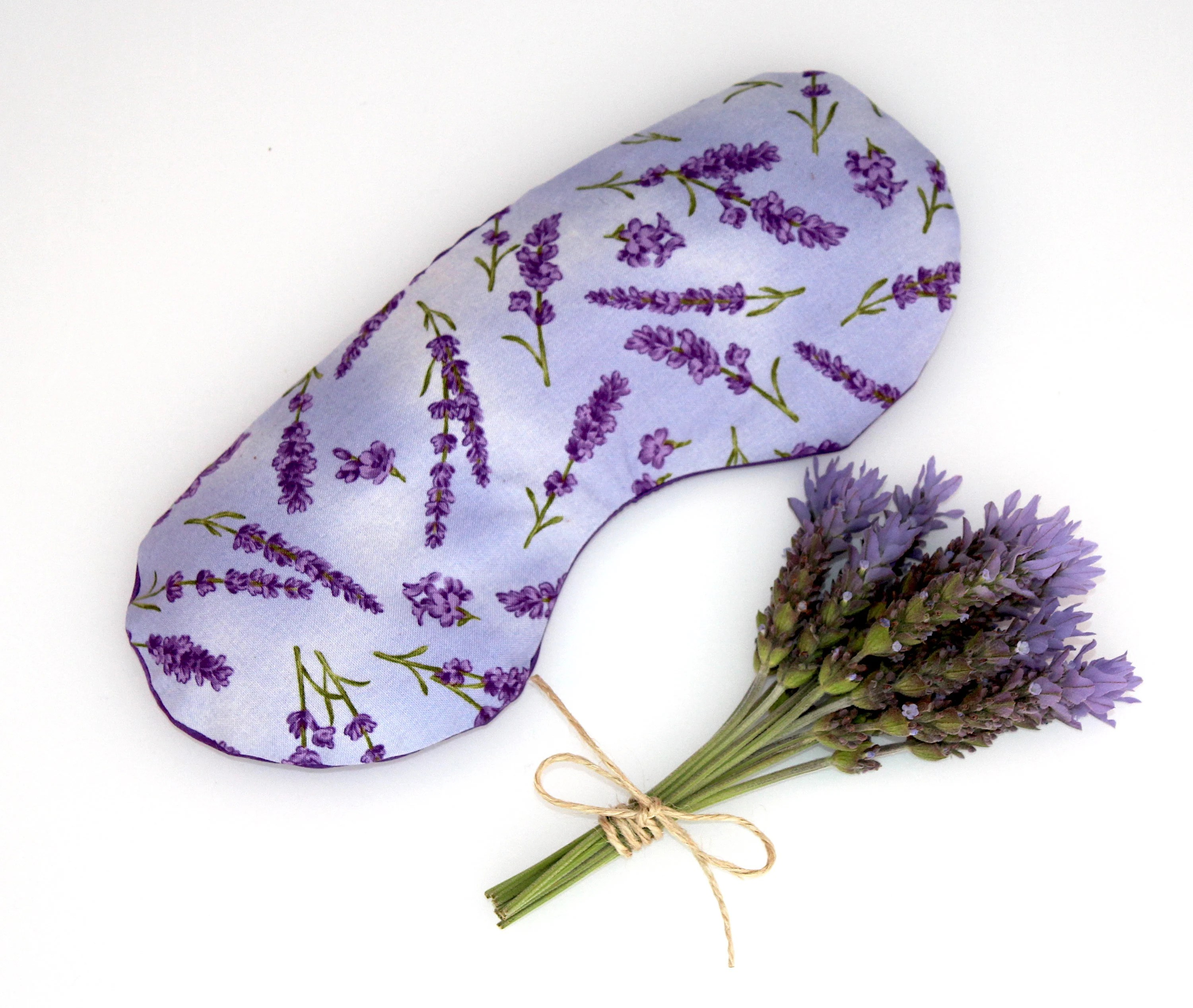 Eye Pillow Australia Relaxing Lavender Eye Pillow Lavender Print Aromatherapy