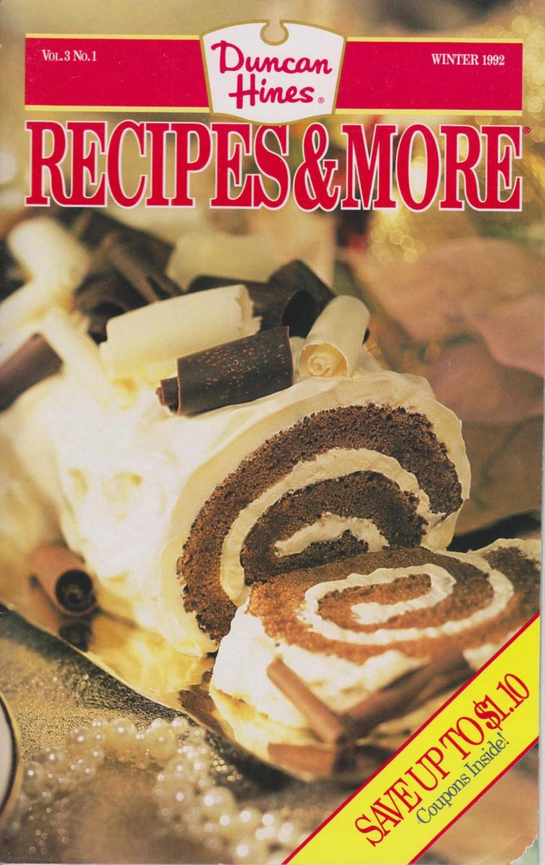 Fullsize Of Duncan Hines Recipes