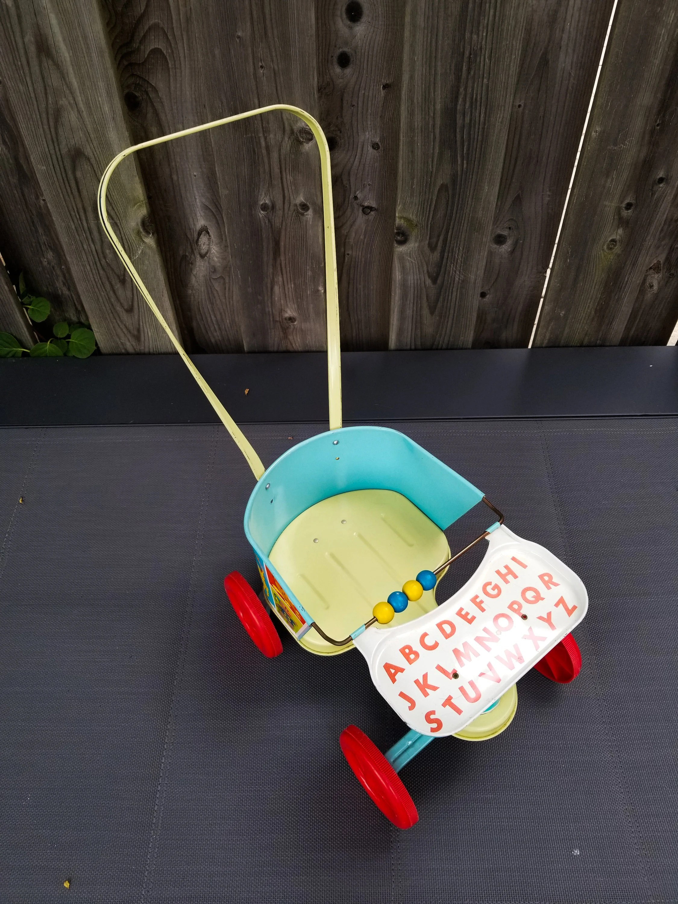 Vintage Toy Stroller Vintage Baby Doll Stroller Ohio Art Tin Litho Toy Chair