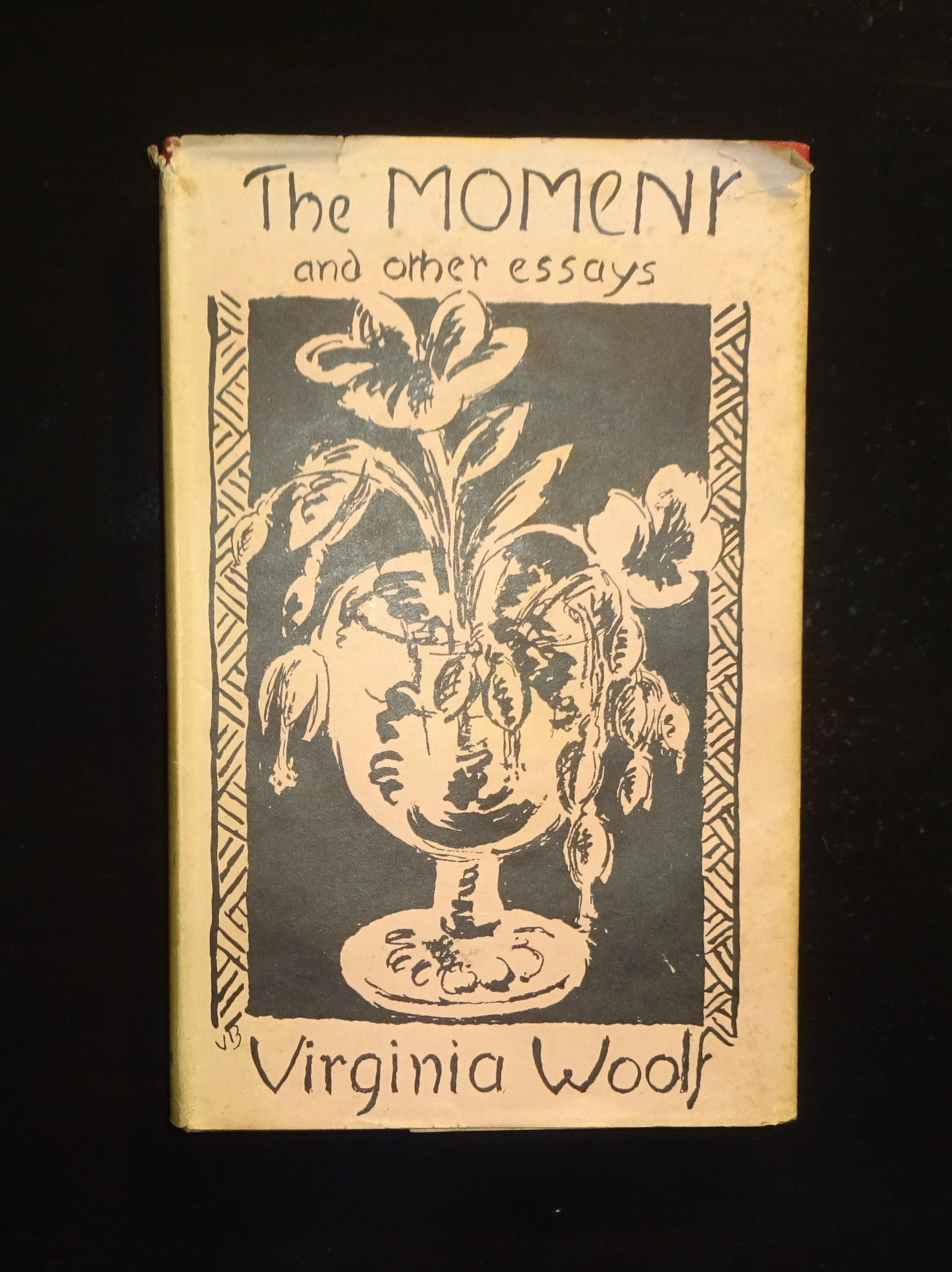 1947 VIRGINIA WOOLF The Moment and Other Essays 1st Edition Etsy