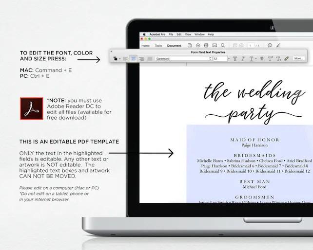 Baby Shower Invitation Template Editable Invitation Printable