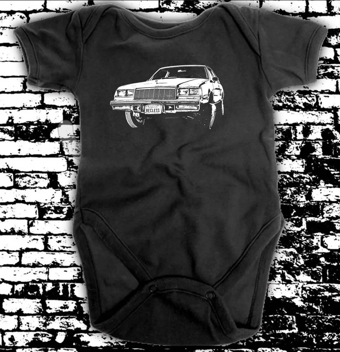 Baby Regal Lowrider Baby Regal Locked Up Infant One Piece Girls Boys