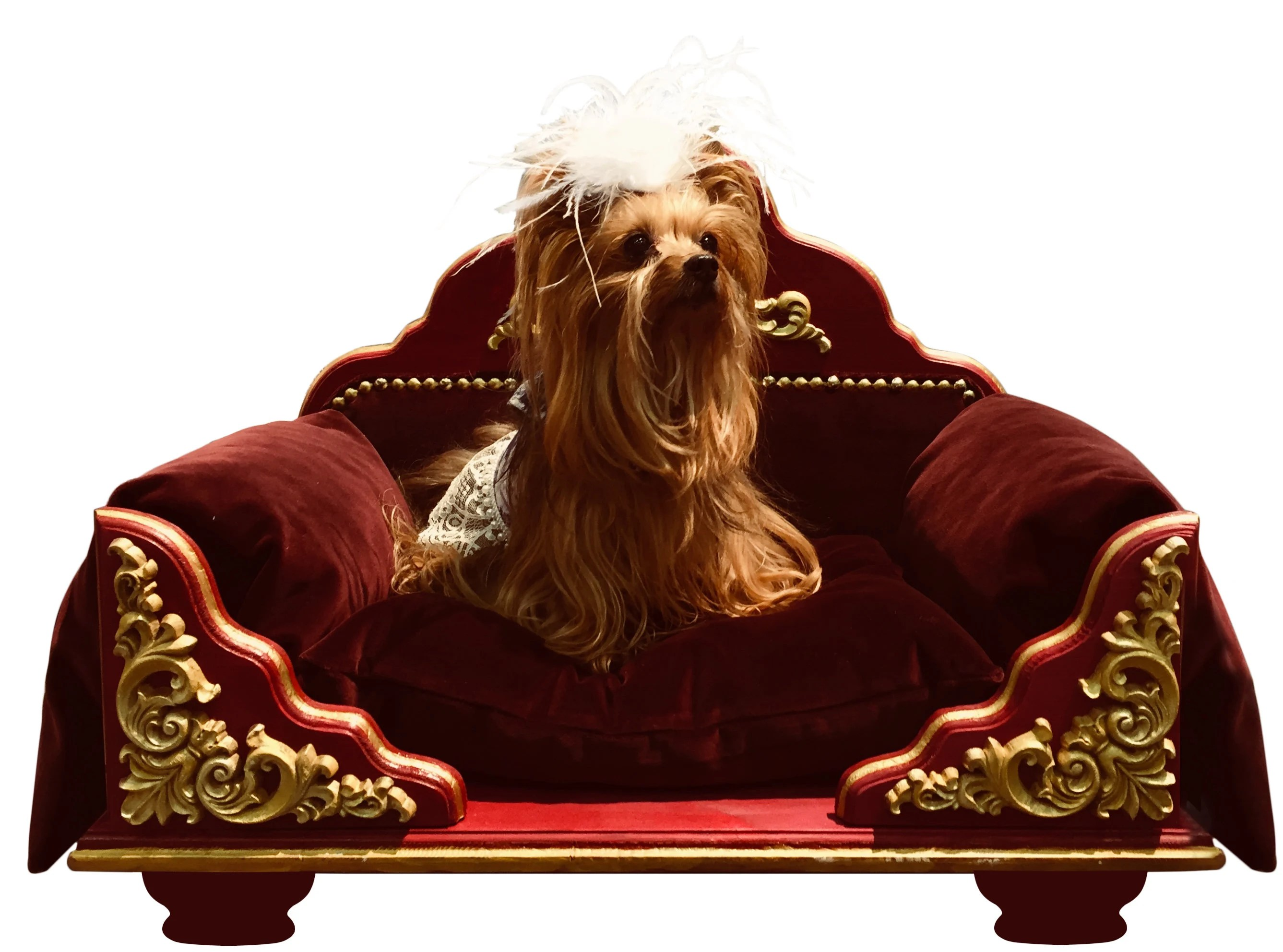 Dog Beds Pet Dog Bed Furniture Dog Bed Pet Bed Romantic Luxury Pet Bed Designer Pet Bed Wood