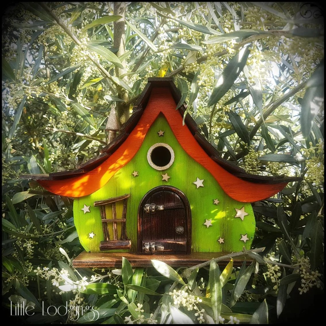 Maisons Du Monde Devoluciones The Goblin King Birdhouse Birdhouses Handmade Garden Art Bird Houses Birdhouses