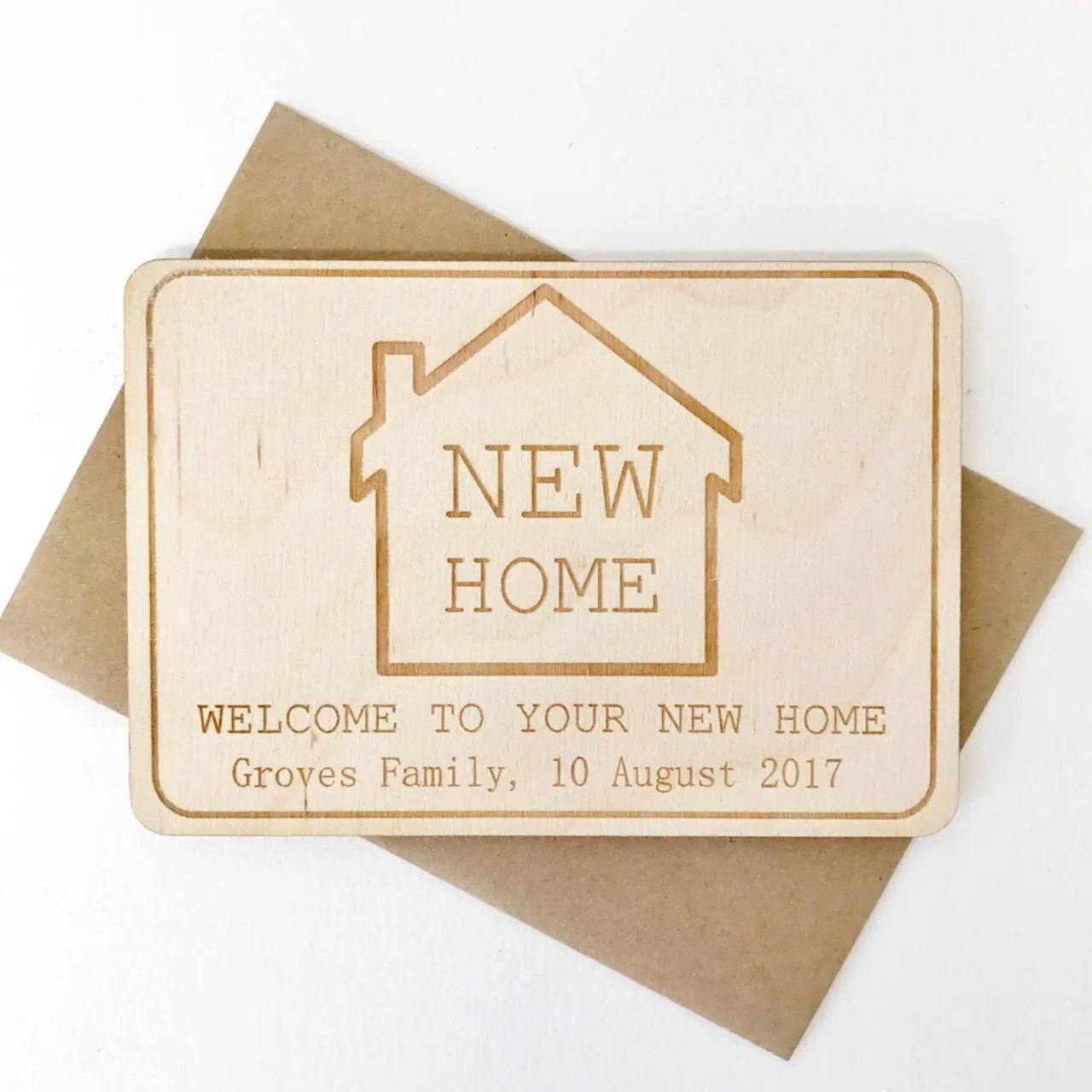 Personalised New Home Gifts New Home Gift Personalised New Home Card New Home Card New Home Gift Card New Home New Home Present Personalised New Home Gift