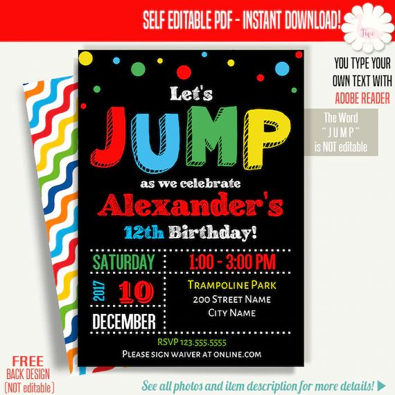 free e invites for birthday